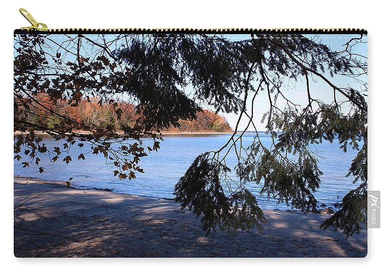 Art Carry-all Pouch featuring the photograph Picture 5 by Tadas Zaicikas