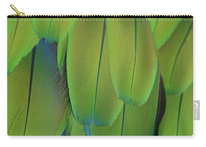 Aloha Carry-all Pouch featuring the photograph Piha Oe I Ka Maikai by Sharon Mau