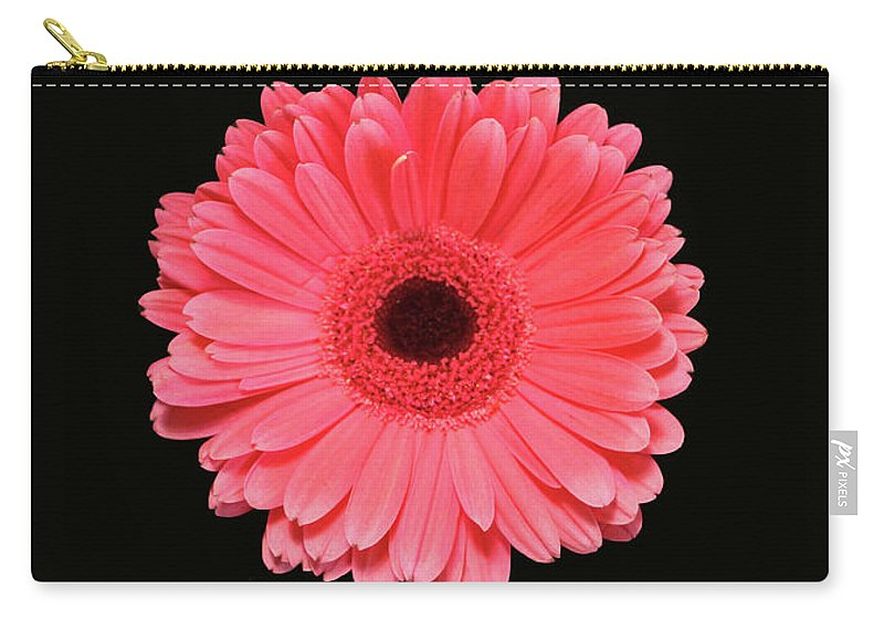 Pink Carry-all Pouch featuring the photograph Pink by Krisjan Krafchak