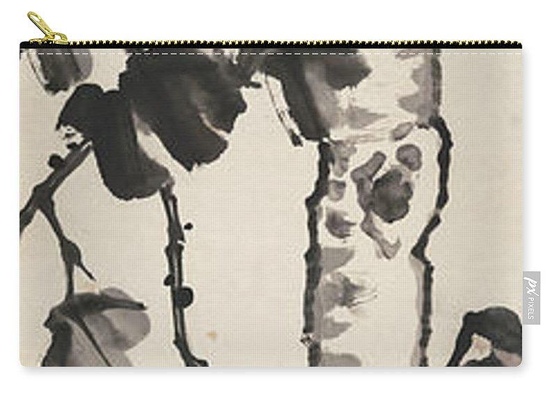 Zhang Daqian (10 May 1899 – 2 April 1983) Was One Of The Best-known And Most Prodigious Chinese Artists Of The Twentieth Century. Originally Known As A Guohua (traditionalist) Painter Carry-all Pouch featuring the painting Plane Tree by Zhang Daqian