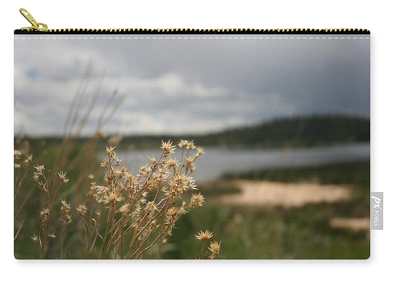 Plants Carry-all Pouch featuring the photograph Plants by Ashlyn Yates