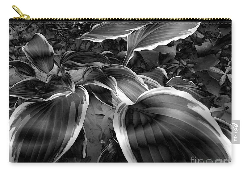 Plants Carry-all Pouch featuring the photograph Please Don't Leave Me Alone by Abstract Angel Artist Stephen K
