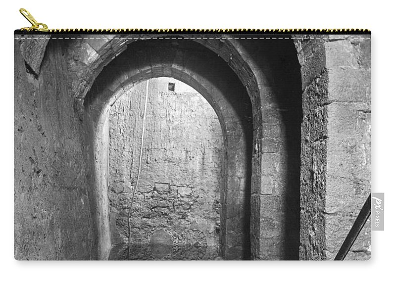 20th Century Carry-all Pouch featuring the photograph Pool Of Bethesda by Granger