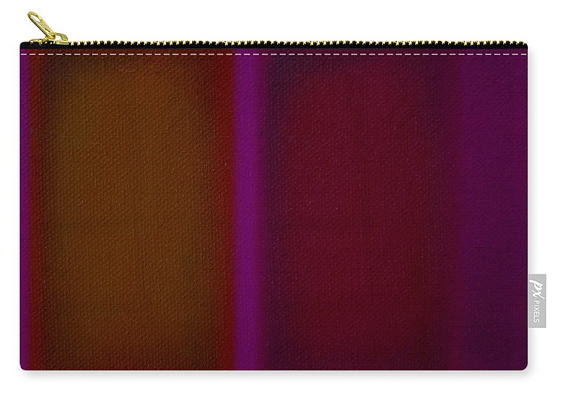 Rothko Carry-all Pouch featuring the painting Portal by Charles Stuart