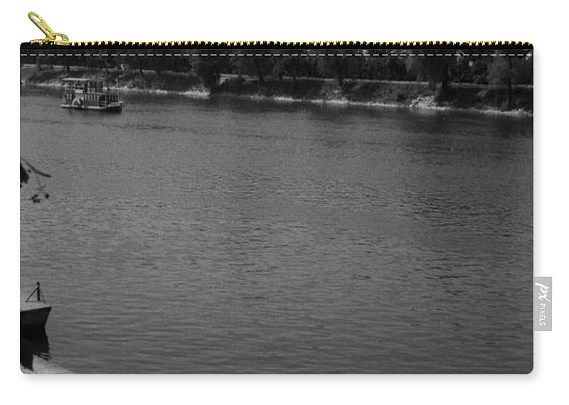 Prague Carry-all Pouch featuring the photograph Prague I by Patrick Klauss