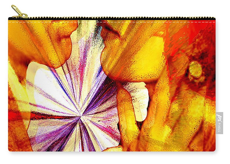 Prelude To A Kiss Carry-all Pouch featuring the photograph Prelude To A Kiss by Seth Weaver