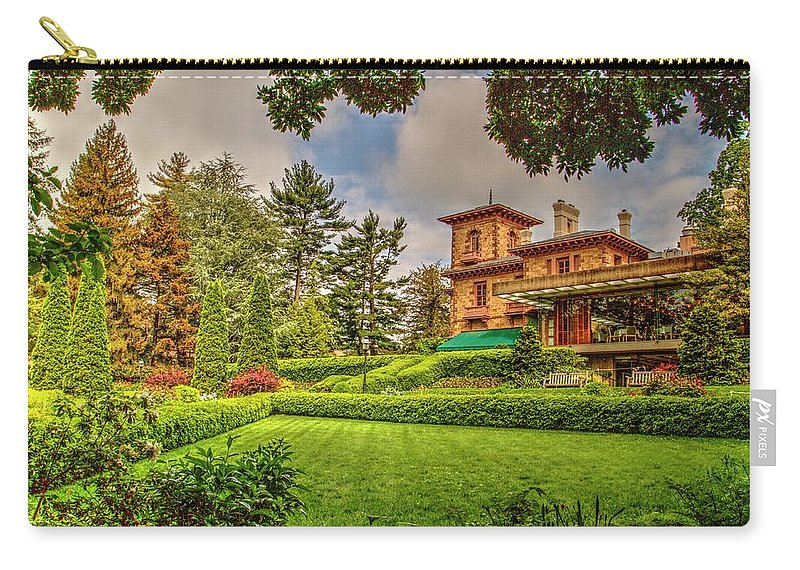 Princeton University Garden Princeton New Jersey Carry-all Pouch for ...