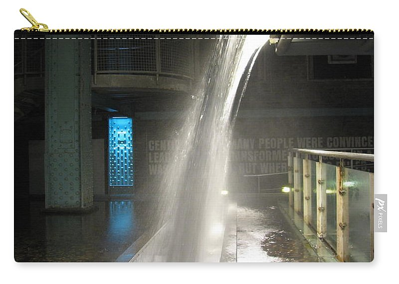 Guinness Carry-all Pouch featuring the photograph Pure Guinness by Kelly Mezzapelle