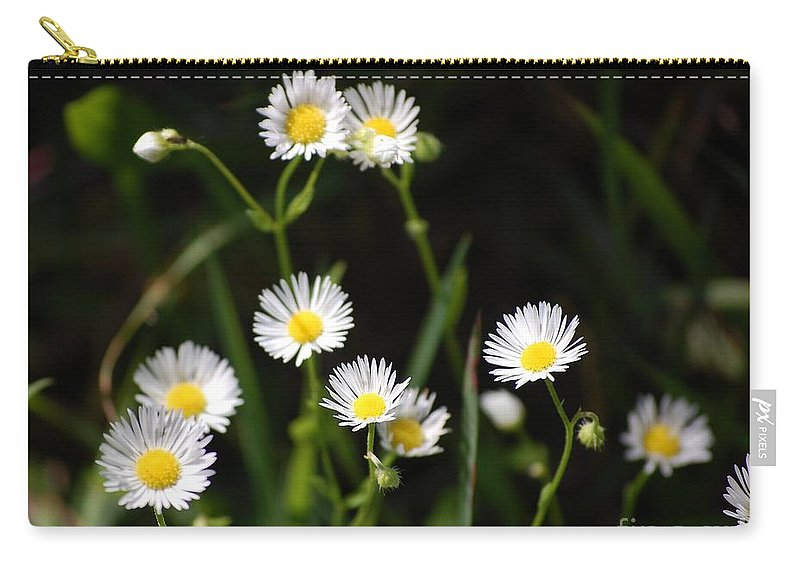 Digital Photo Carry-all Pouch featuring the photograph Pushing Up..... by David Lane