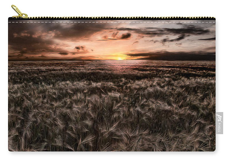 Summer Carry-all Pouch featuring the photograph Quiet Estivation by Joachim G Pinkawa