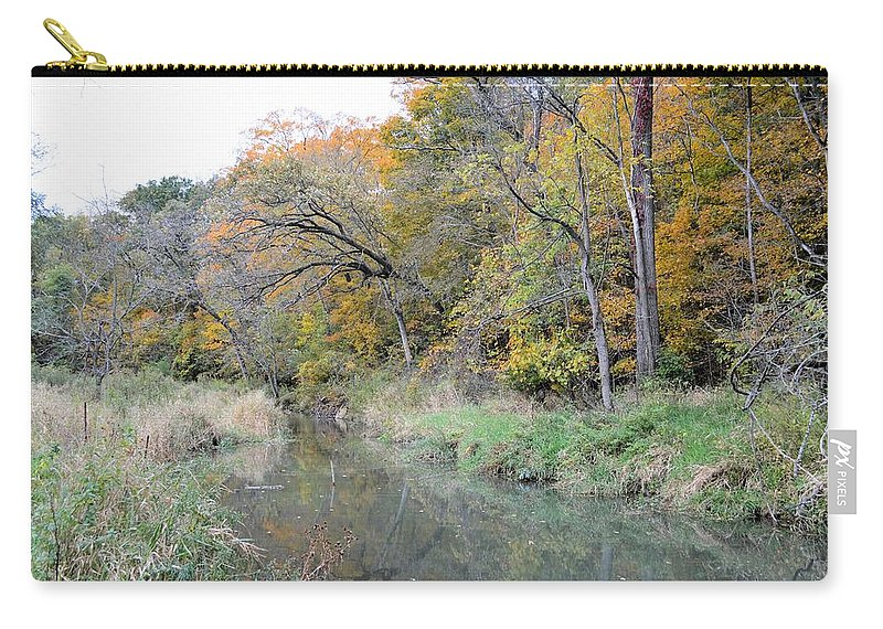 Forest Carry-all Pouch featuring the photograph Ram Hollow by Bonfire Photography
