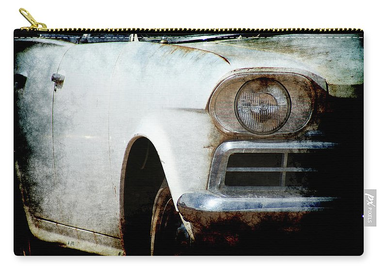 Rambler Carry-all Pouch featuring the photograph Rambler by Ernie Echols