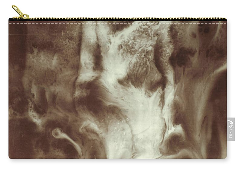 20th Century Carry-all Pouch featuring the photograph Raoul Ubac: The Nebula by Granger