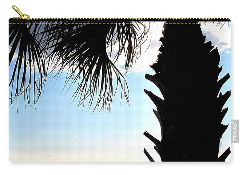 Ocean Carry-all Pouch featuring the photograph Raymonds Afternoon Sun by Ian MacDonald