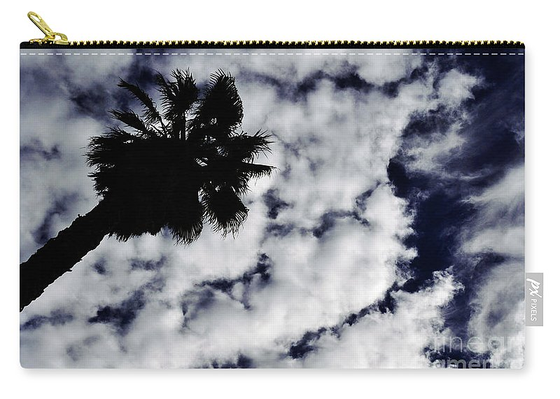 Clay Carry-all Pouch featuring the photograph Reach For The Sky by Clayton Bruster