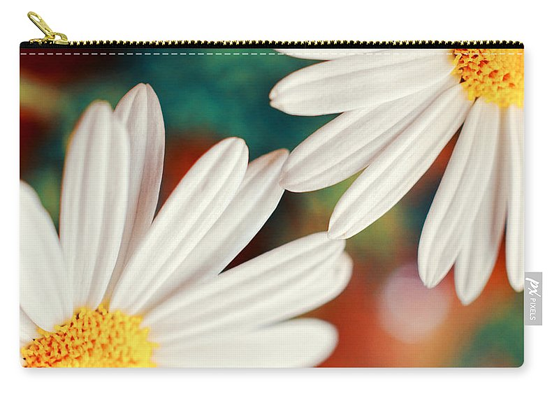 Close Up Carry-all Pouch featuring the photograph Reaching Out by Silvia Ganora