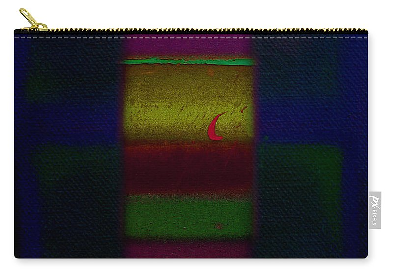 Rothko Carry-all Pouch featuring the painting Red Sails In The Sunset by Charles Stuart