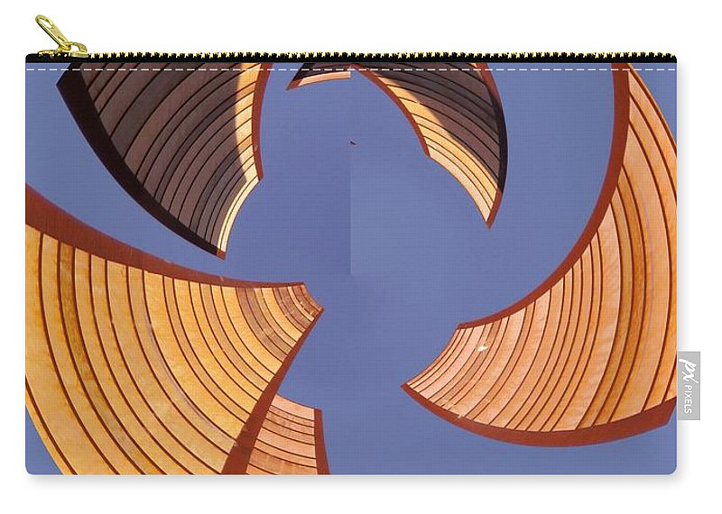 Seattle Carry-all Pouch featuring the photograph Reeds 1 by Tim Allen
