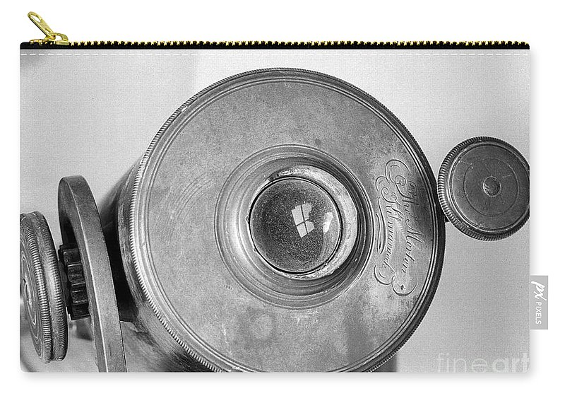 Historic Carry-all Pouch featuring the photograph Reflecting Telescope, Pre.1835 by Wellcome Images