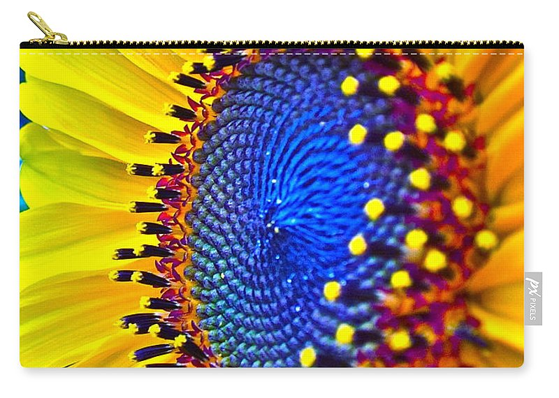 Photographs Carry-all Pouch featuring the photograph Rejoice by Gwyn Newcombe