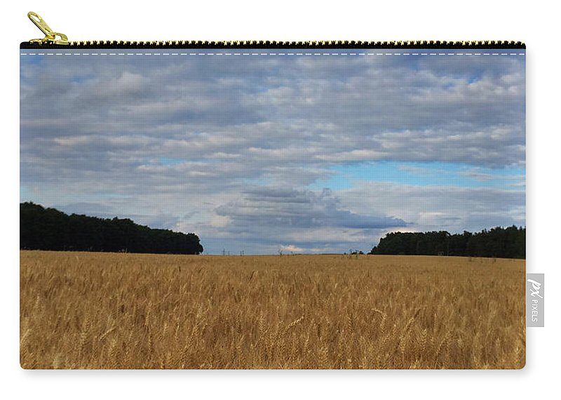 Rhineland-palatinate Carry-all Pouch featuring the photograph Rhineland-palatinate by Stephen Settles
