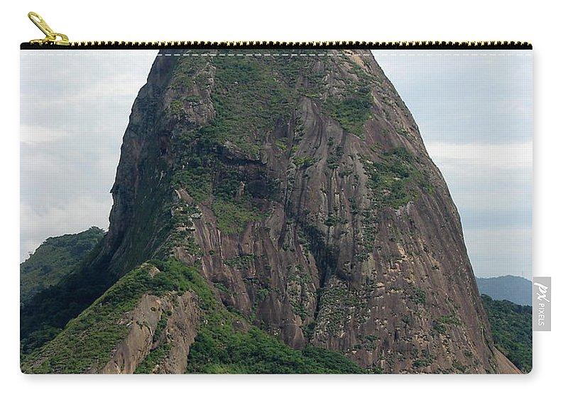 Rio De Janeiro Carry-all Pouch featuring the photograph Rio De Janeiro IIi by Brett Winn