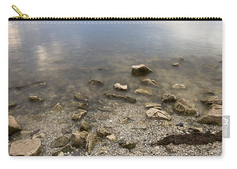 Countryside Carry-all Pouch featuring the photograph River Volga2 by Svetlana Sewell