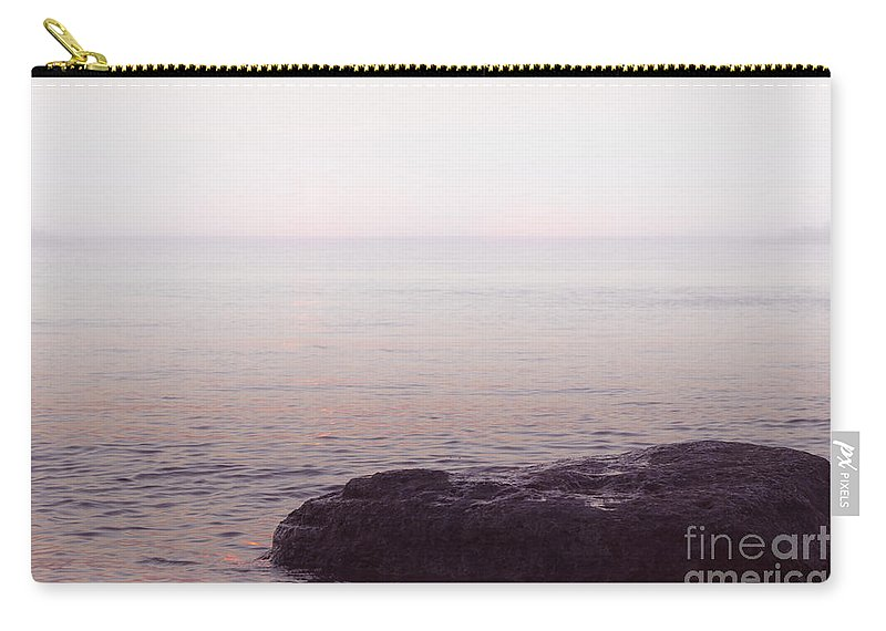 Rock Carry-all Pouch featuring the photograph Rock by Margie Hurwich