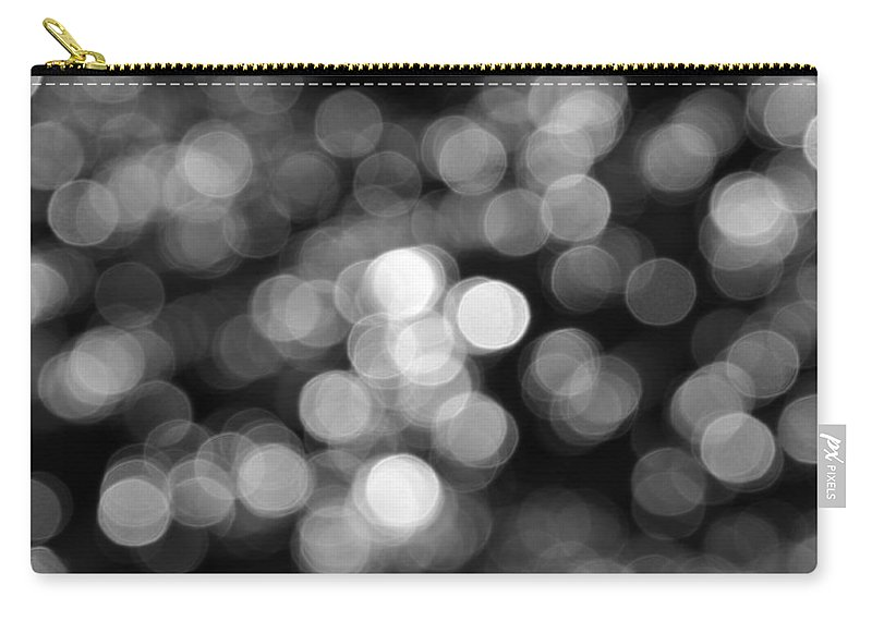 Rocky Mountains Carry-all Pouch featuring the photograph Rocky Mountain Bokeh II by Kyle Hanson