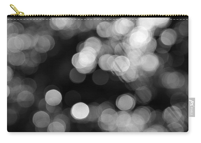 Rocky Mountains Carry-all Pouch featuring the photograph Rocky Mountain Bokeh by Kyle Hanson