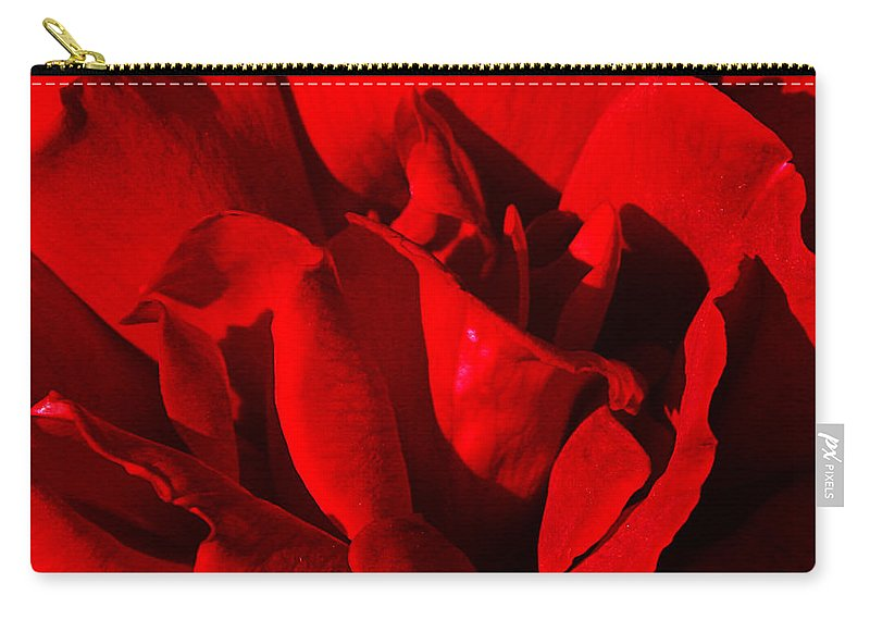 Rose Carry-all Pouch featuring the photograph Rose 2 by Anthony Jones
