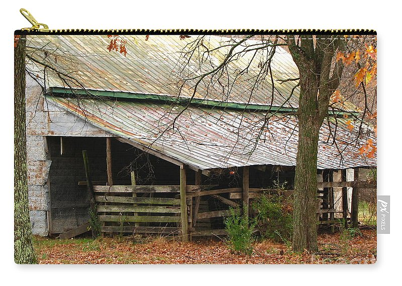 Rural Carry-all Pouch featuring the photograph Rural by Amanda Barcon