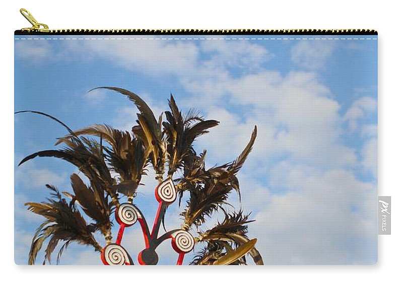 Tatala Carry-all Pouch featuring the photograph Sail Out by MingTa Li
