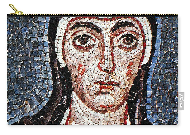 3rd Century Carry-all Pouch featuring the painting Saint Felicity (d. 203) by Granger