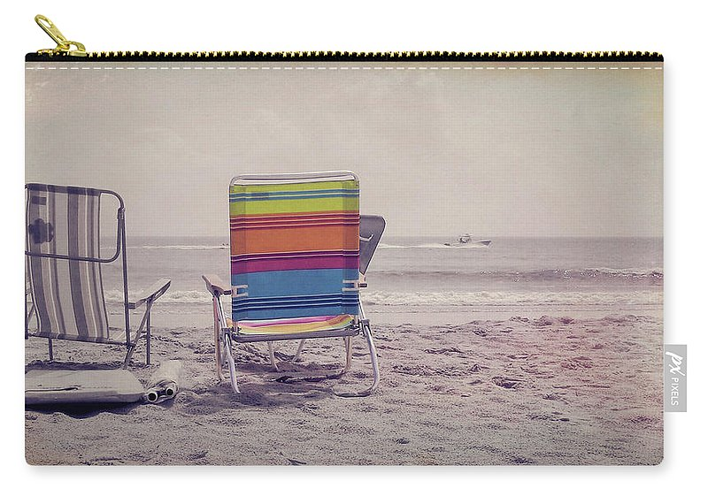 Sea Carry-all Pouch featuring the photograph Salt Water Secret by JAMART Photography