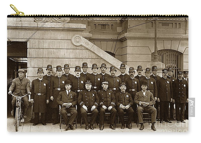 San Jose Police Department Circa 1900 Carry-all Pouch