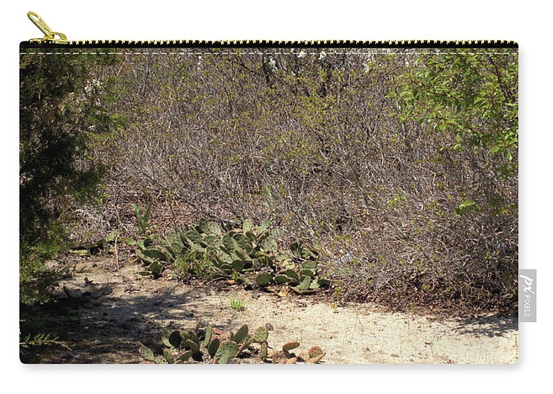 Beach Path Carry-all Pouch featuring the photograph Sand Dune Path by Robert McCulloch