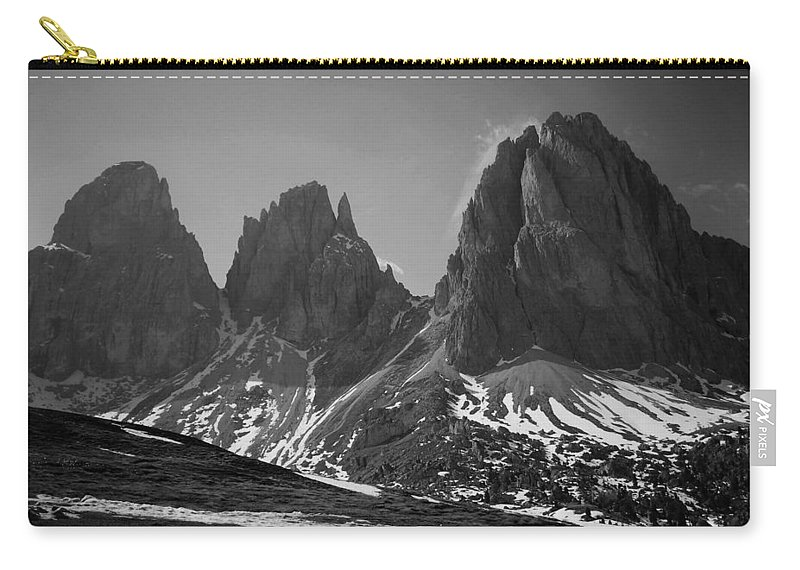 Europe Carry-all Pouch featuring the photograph Sasso Lungo by Juergen Weiss