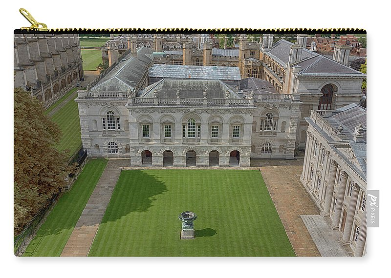 Cambridge Carry-all Pouch featuring the photograph Senate House by Monika Tymanowska