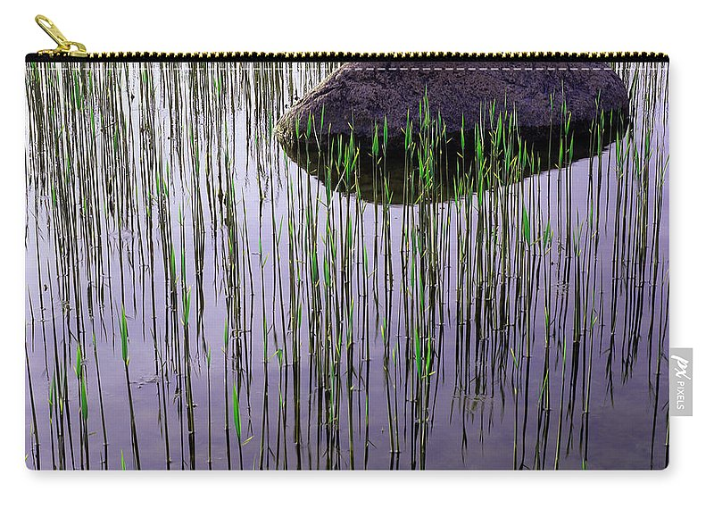 Art Carry-all Pouch featuring the photograph Serenity by Konstantin Dikovsky