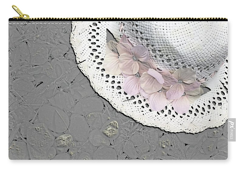 Simon Faber Carry-all Pouch featuring the digital art Sfscl01618 by Cy Koczulla