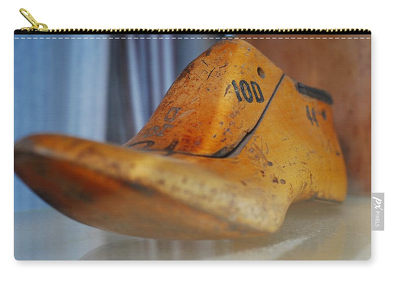 Wooden Carry-all Pouch featuring the photograph Shape Shifter by Skip Hunt
