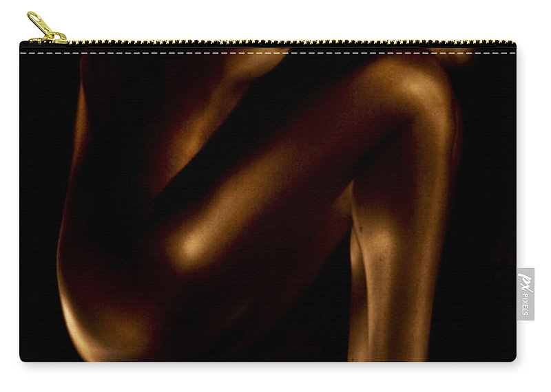 Female Carry-all Pouch featuring the photograph Shapes 2 by Sergio Bondioni