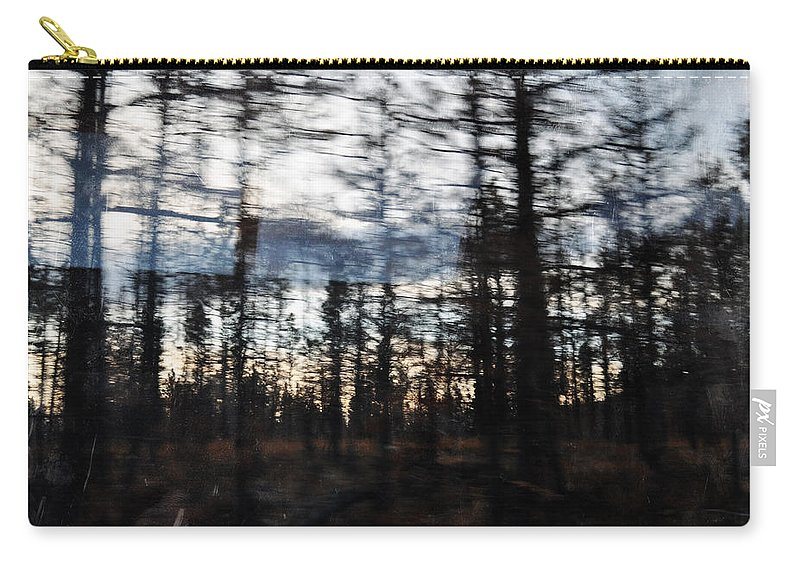 California Carry-all Pouch featuring the photograph Shasta Trinity National Forest by Kyle Hanson