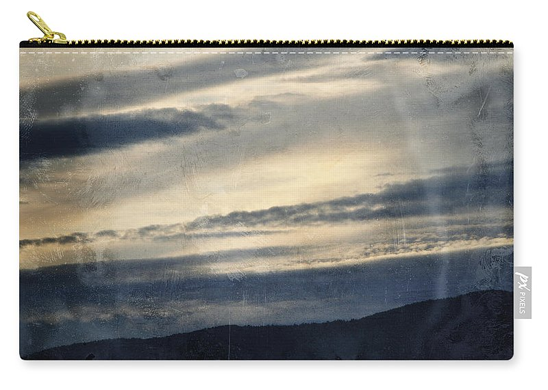 California Carry-all Pouch featuring the photograph Shasta Trinity National Forest Sunrise by Kyle Hanson