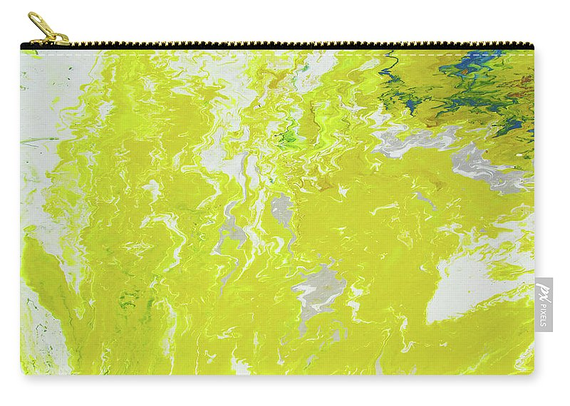 Fusionart Carry-all Pouch featuring the painting Shine by Ralph White