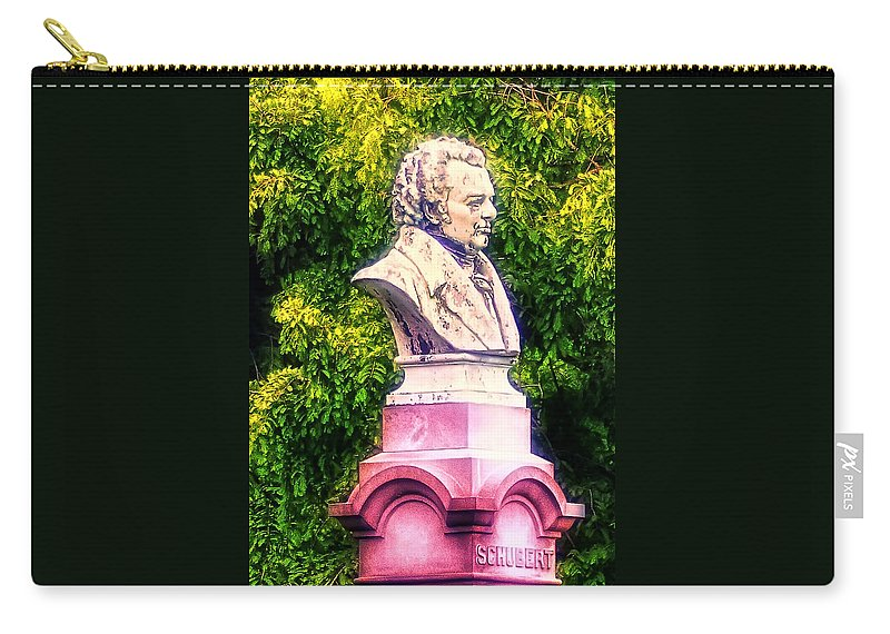 Shubert Carry-all Pouch featuring the photograph Shubert by Bill Cannon