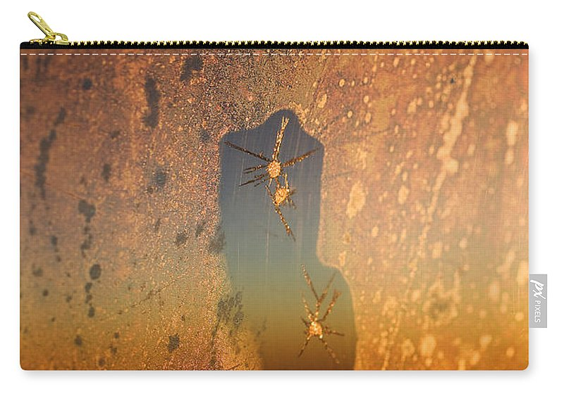Sun Carry-all Pouch featuring the photograph Signs-7 by Casper Cammeraat