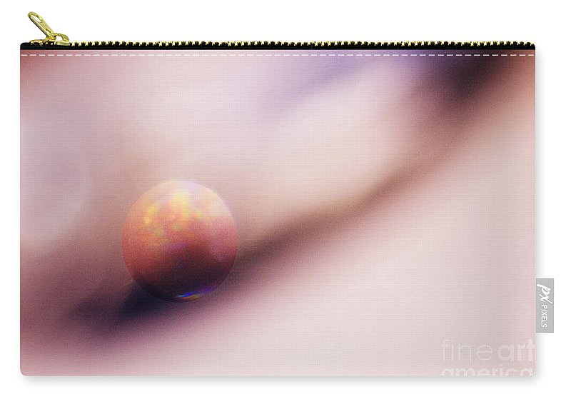 Space Carry-all Pouch featuring the photograph Signs-8 by Casper Cammeraat
