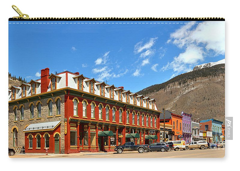 Silverton Grand Imperial Hotel Carry All Pouch